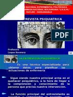 Entrevista Psiquiatrica UNEFA NUEVA