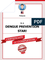 Dengue Readiness Quiz Certificate_ Dengue Mission Buzz (1)