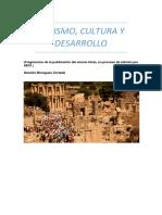 TURISMO Cultura y Desarrollo