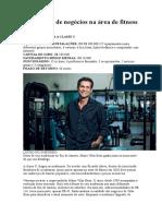 Boas Ideias de Negócios Na Área de Fitness