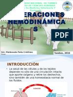 ALTERACIONES Hemodinamicos