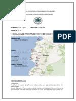 Geografia Puertod Del Ecuador