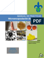 Microencapsulación de Alimentos