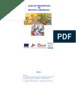 Manual Prevencion de Riesgos Albañileria
