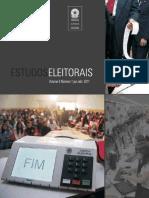 Estudos Eleitorais do Tribunal Superior Eleitoral