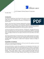 Dowel Design Guidelines