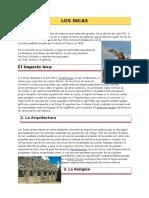 El Perú Prehispánico