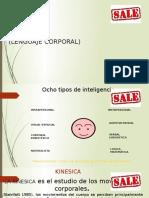 Presentación trabajo ventas - generalidades