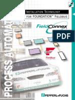 Installation Technology for Foundation Fieldbus