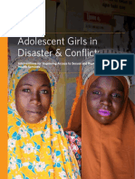 UNFPA-Adolescent Girls in Disaster Conflict-Web