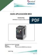 GuiaAplicacionMX2 05 Rev04 Autotunning