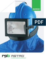 Catalogues-ASTRO Blast Helmet