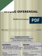 matek-diferensial