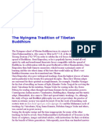 The Nyingma Tradition of Tibetan Buddhism1