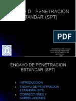 ENSAYO DE PENETRACION ESTANDAR (SPT) (2).pptx