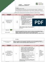 PLANEACION ESPAÑOL Primero Reglamento 1