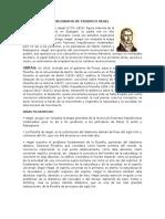 Biografia de Federico Hegel