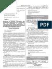 D.S. 017 2015 TR Reglamento de Teletrabajo