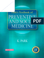 K. Park-Park's Textbook of Preventive and Social Medicine-Banarsidas Bhanot (2015) (1)