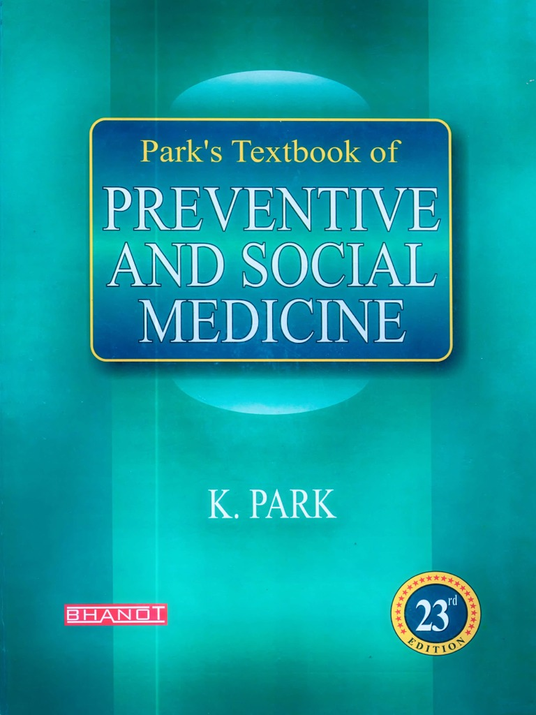 Community Medicine Books Pdf