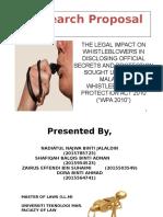 Whistleblower Presentation