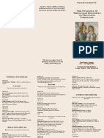 Texts and Contexts 7 Programme