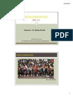 9 Benchmarking AD