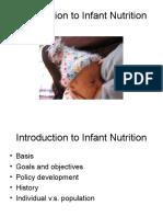 Infant Intro
