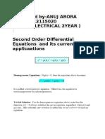 secondorderdifferentialequationsanditscurrentill-140417234847-phpapp01