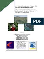 Malaysia 2003 Terrestrial Pilot Phase2