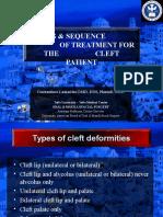 Management of Cleft Lip