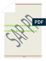 Pp Configuration Manual