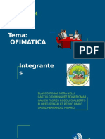 Presentacion Power Point -OfIMATICA