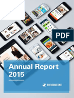 Rocket Internet Annual Report 2015