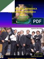 equipos médicos cardiologia