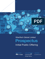 WiseTechGlobal Prospectus