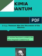Kimia Kuantum (Sp)