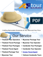 Travel and Tour Agents Thailand