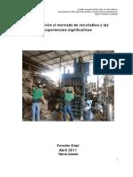 3926-Estudio Nacional de Reciclaje Aproximacicn Al Mercado de Reciclables y Las Experiencias Significativas 0(1)