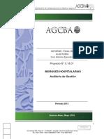 Informe de la Auditoria General de la Ciudad de Buenos Aires
