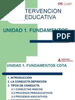 Unidad 1 Fundamentos