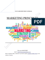 Report on Marketing Principles