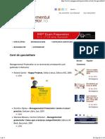 Carti de Specialitate _ Managementul-Proiectelor