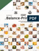 Das Balance Prinzip 2014 Leseprobe
