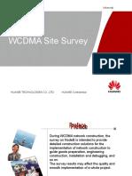 06 WCDMA Site Survey