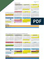 Structura Anului Universitar 2016-2017