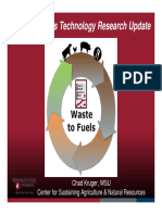 8-Kruger--waste to Fuels Technology Research Update