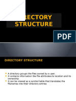 2Directory Structure