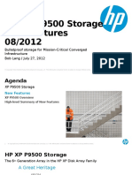 XP P9500 New Features Presentation 2012-07-27