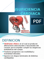 INSUFICIENCIA CARDIACA 2015